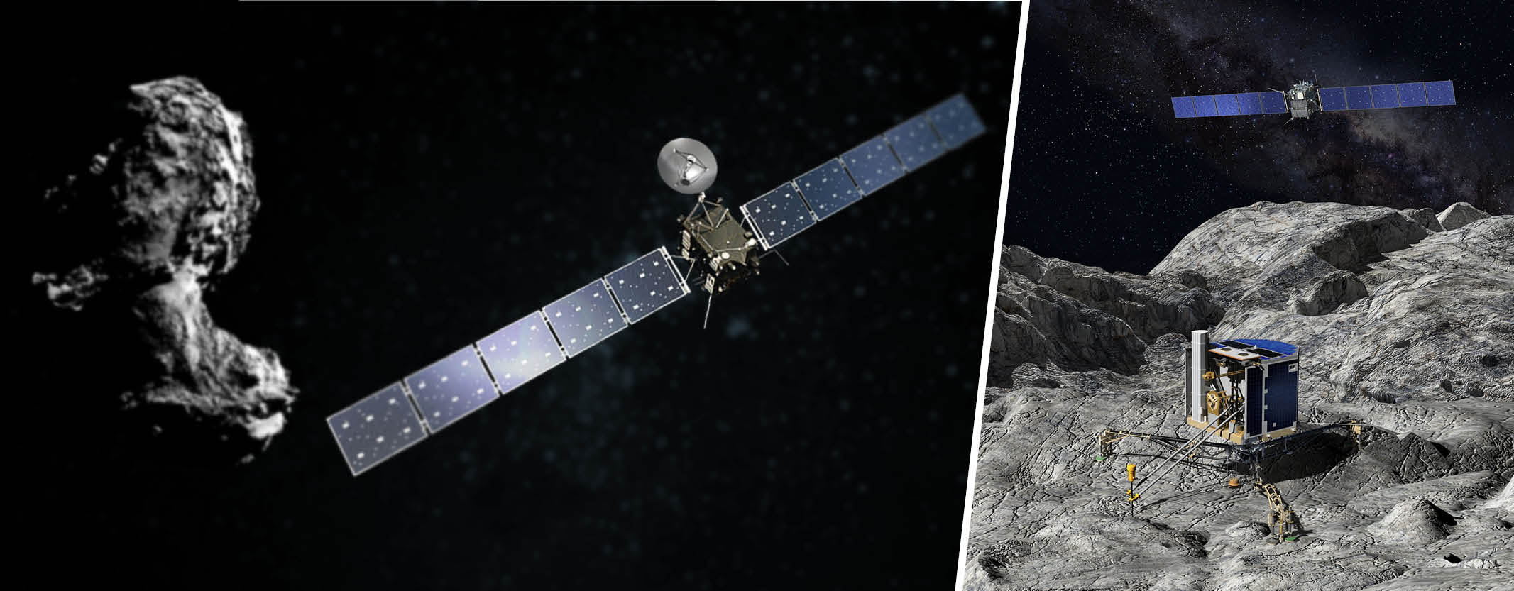 rosetta, philae, syrlinks, space technology, distress beacon, simy